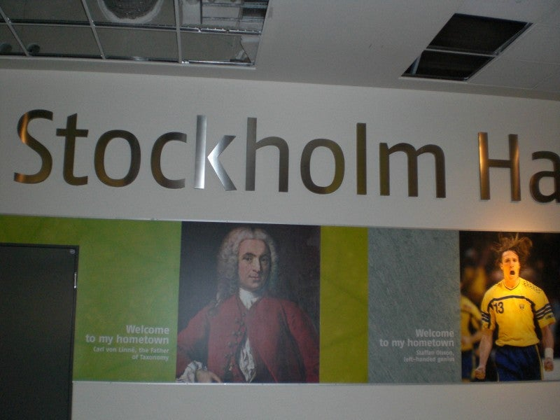 Turismo en Arlanda Hall of Fame