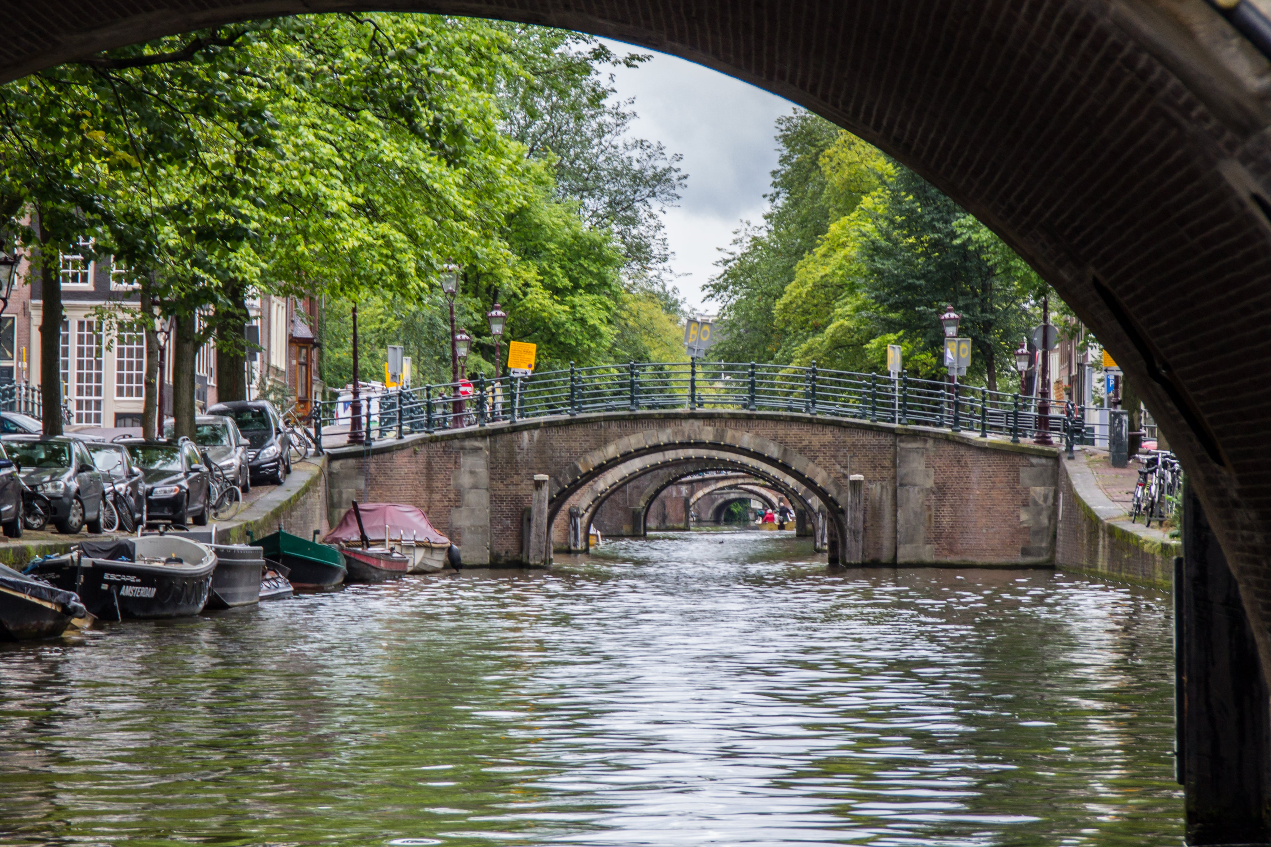 Boat Trip on the Canals