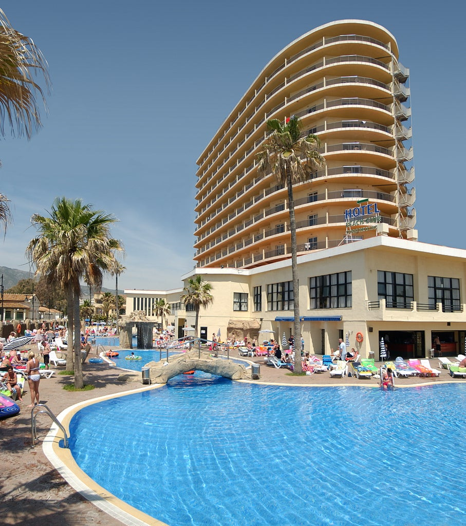 Marconfort Beach Club Hotel All Inclusive