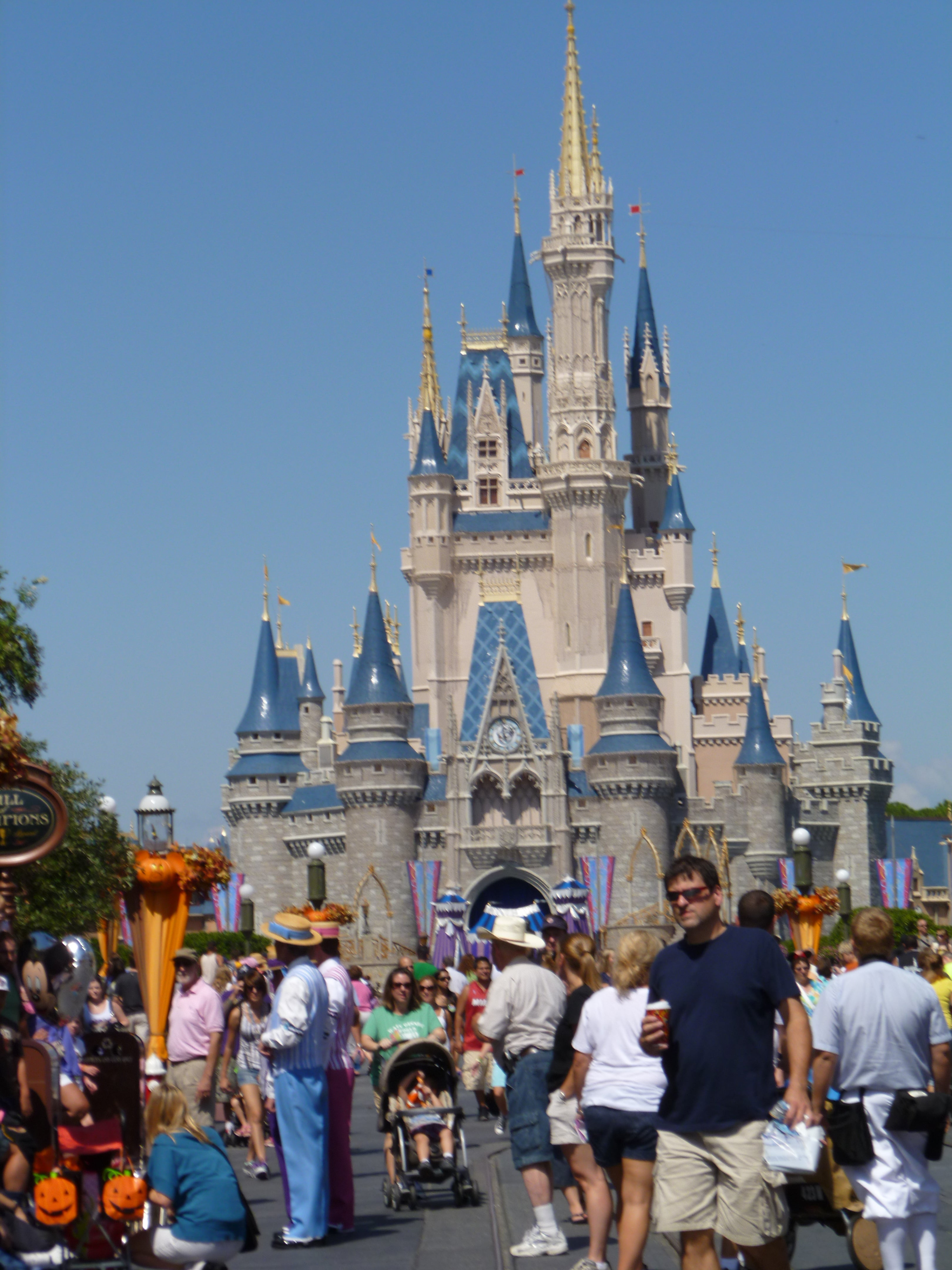 Templo en Walt Disney World