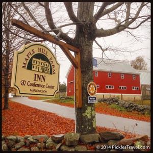 Maple Hill Farm Inn