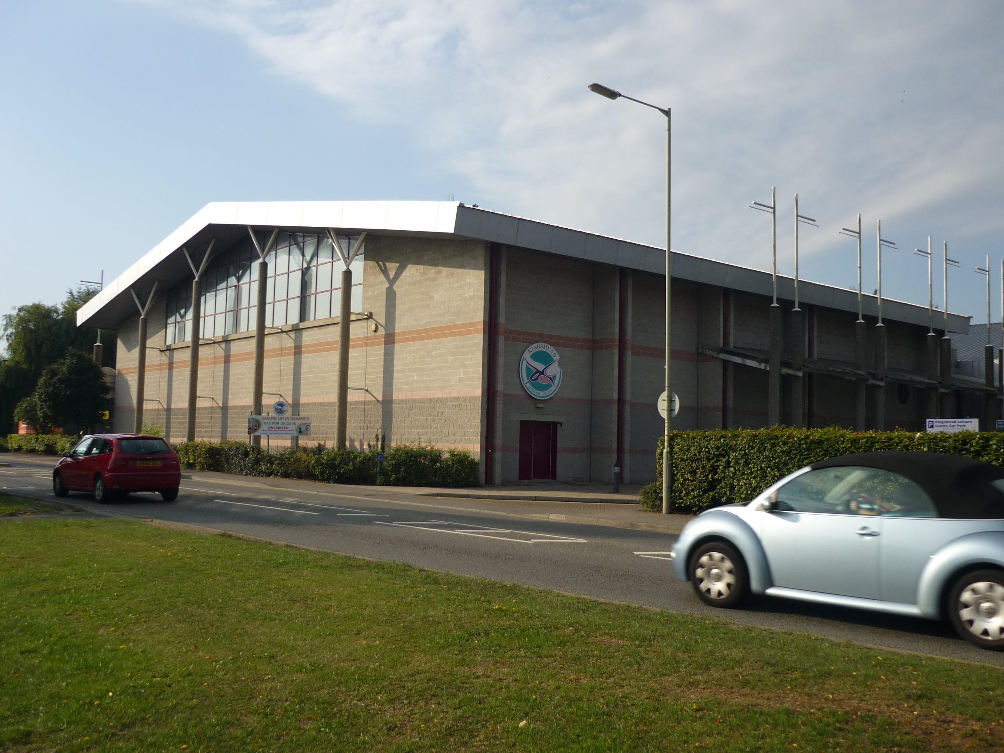 Kingsmead leisure centre in canterbury 1 reviews and 1 photos Canterbury swimming pool opening hours