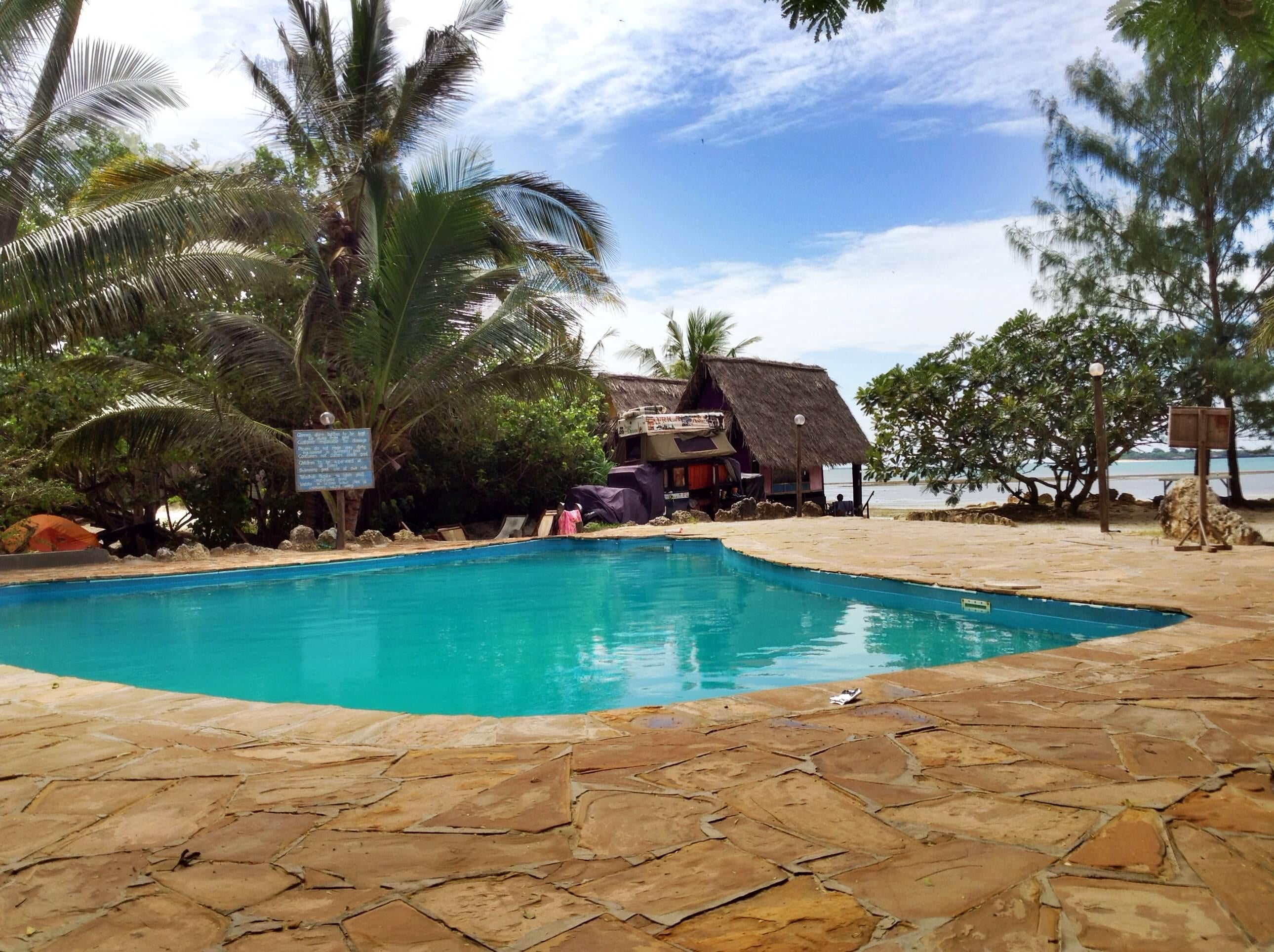Hotel Mikadi Beach Lodge