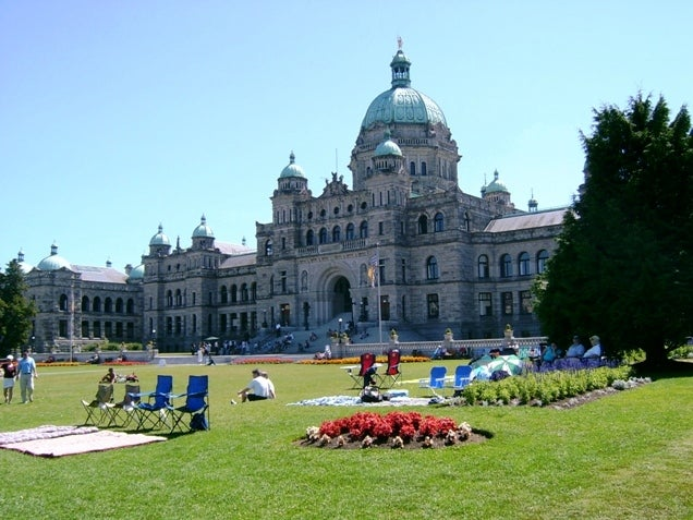 Parliament of British Columbia