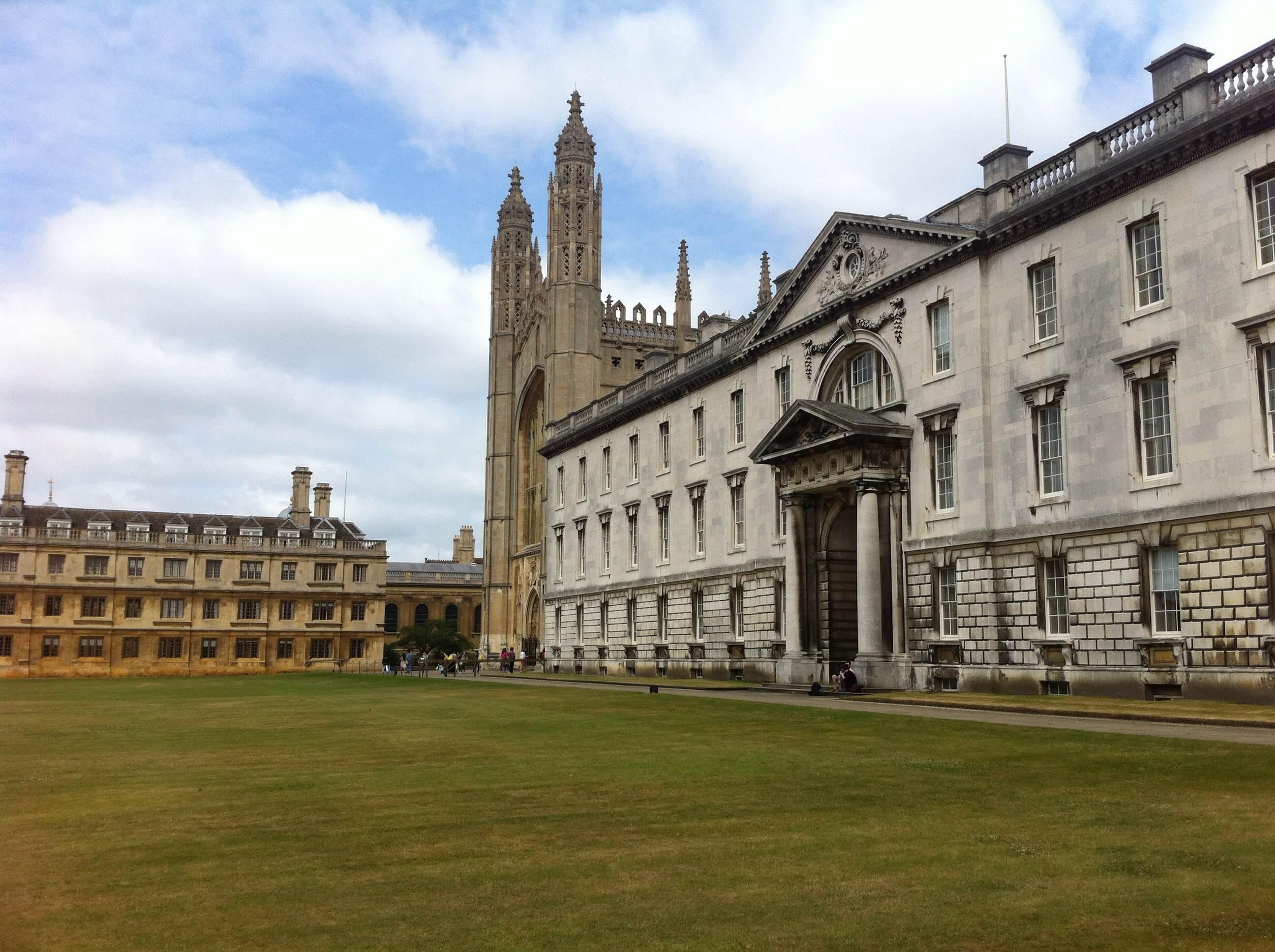 Universidad en King's College