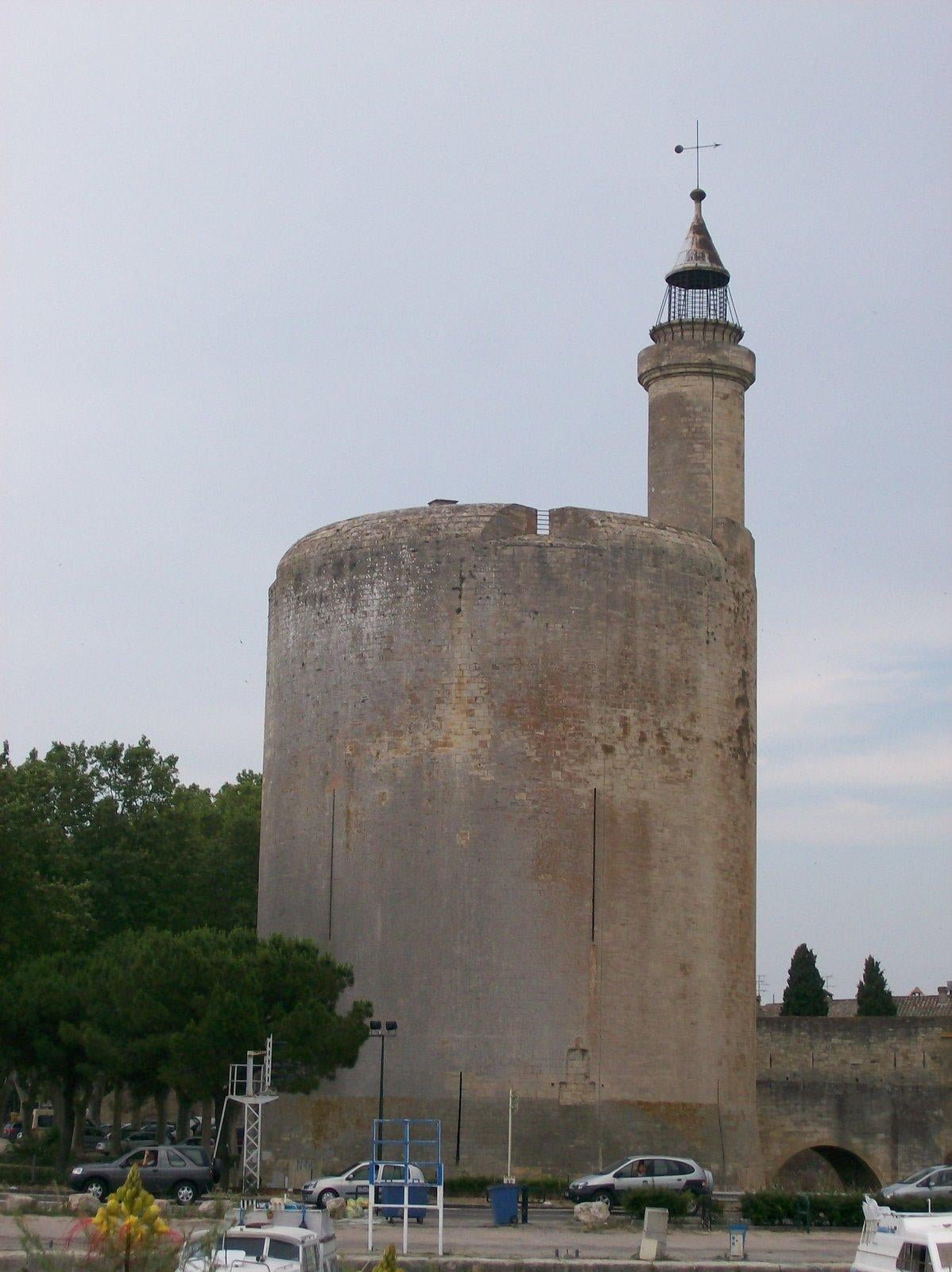 Towers and Ramparts of Aigues-Mortes