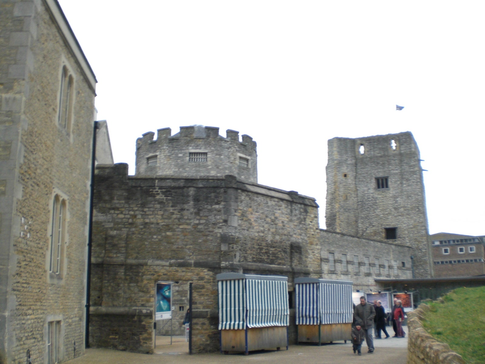 Oxford Castle Unlocked
