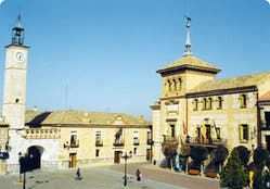 Town Hall of Consuegra