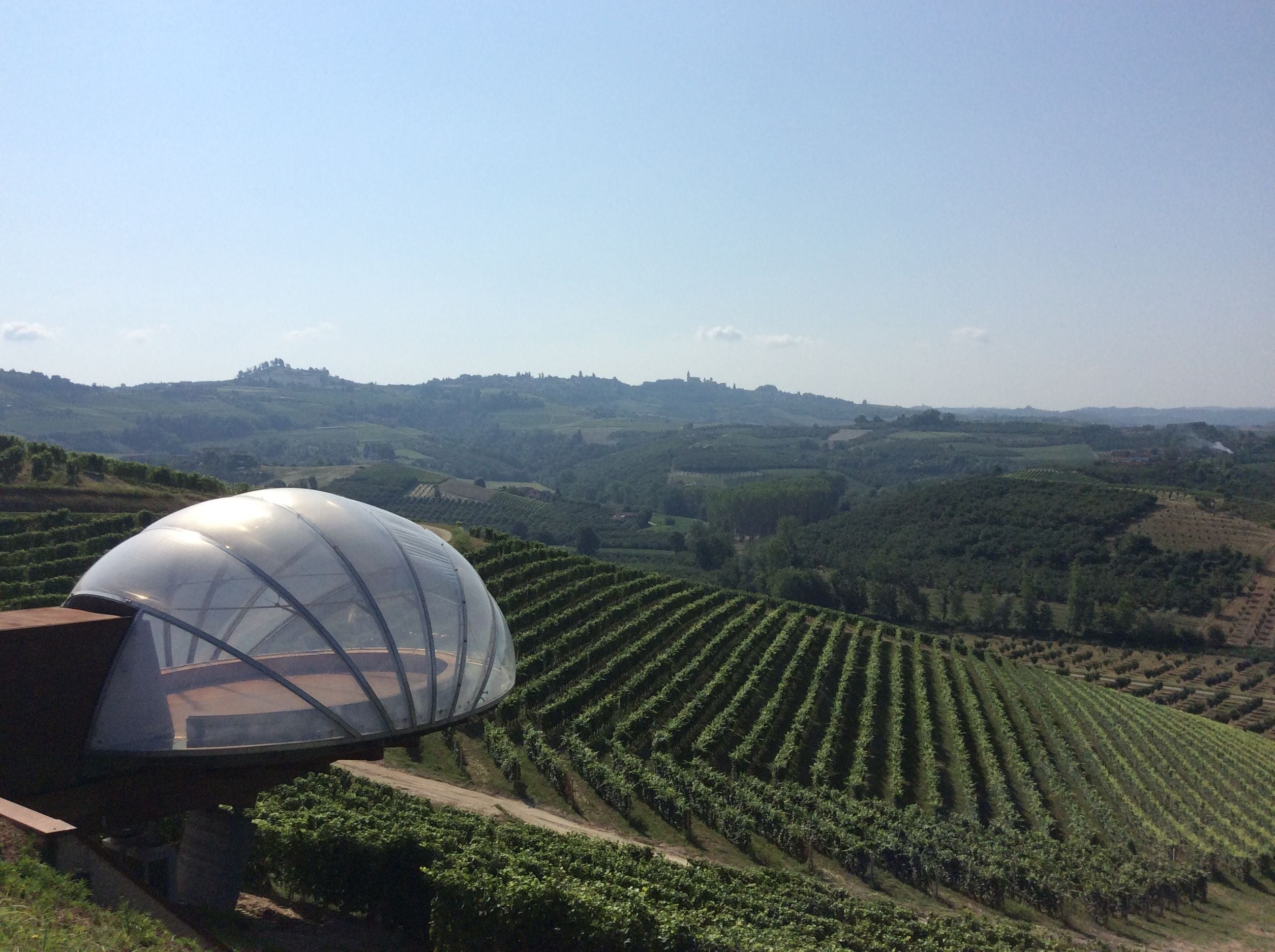 Agricultura en Winestyle Travel