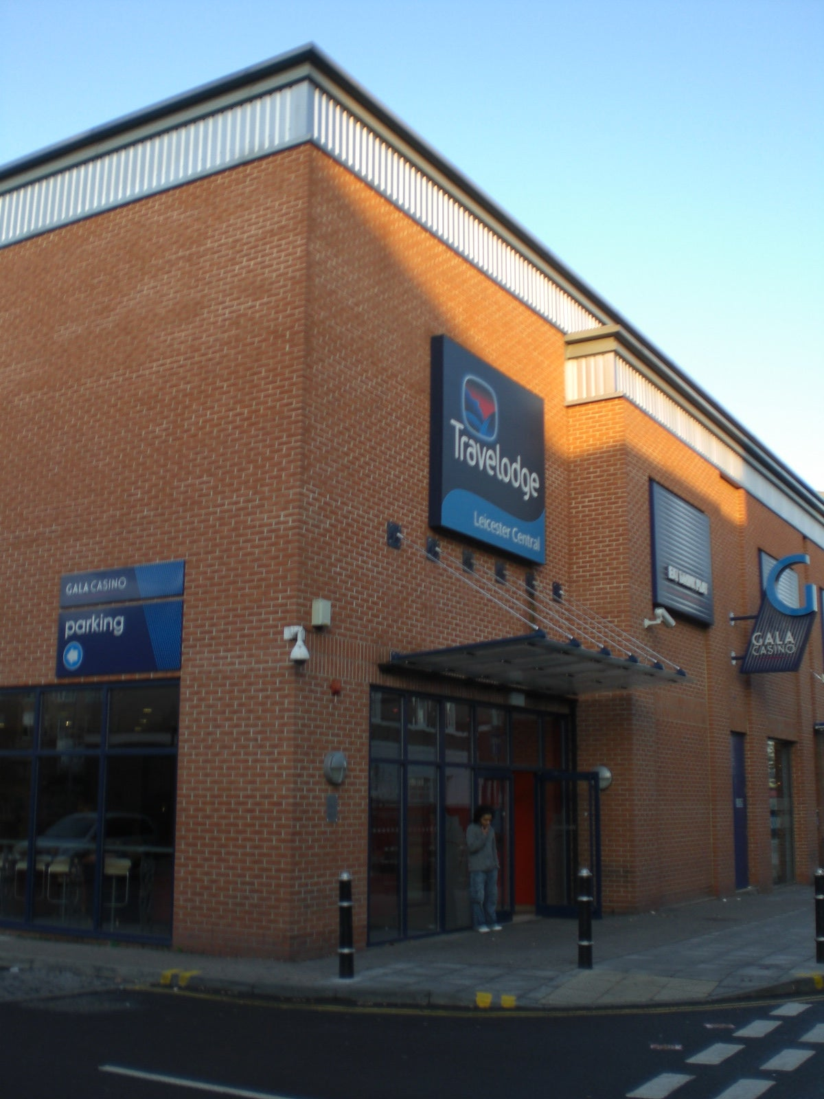 Hotel Travelodge Leicester Central