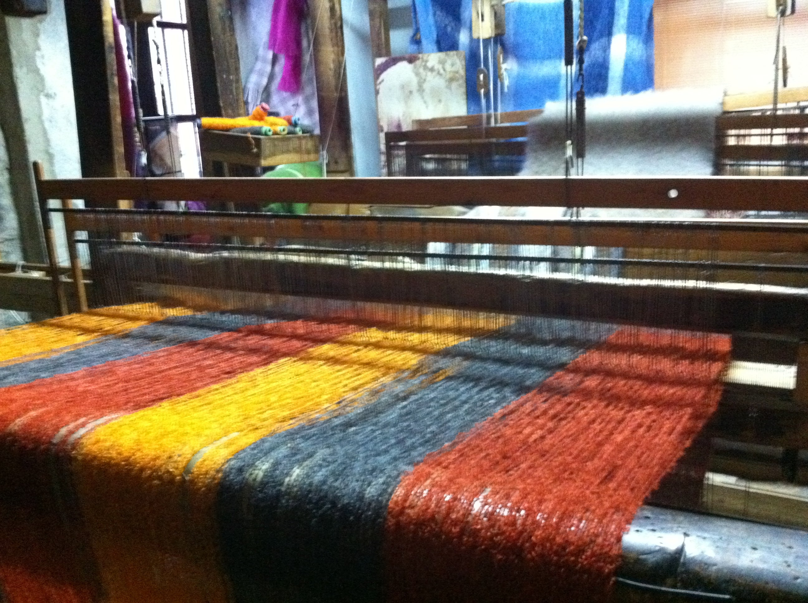 Ezcaray Blanket Factory