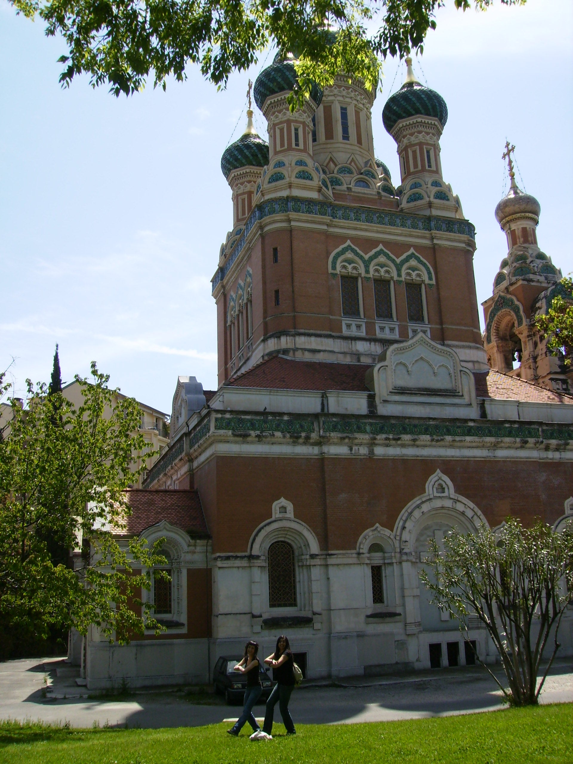 Finca en Russian Orthodox Cathedral