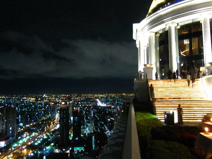 lebua at State Tower hotel