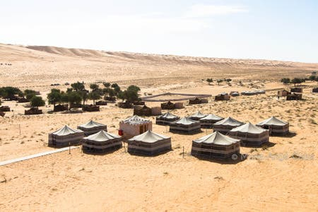 1000 Nights Camp hotel