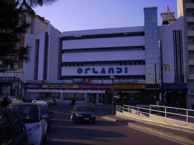 Orlandi Shopping Center