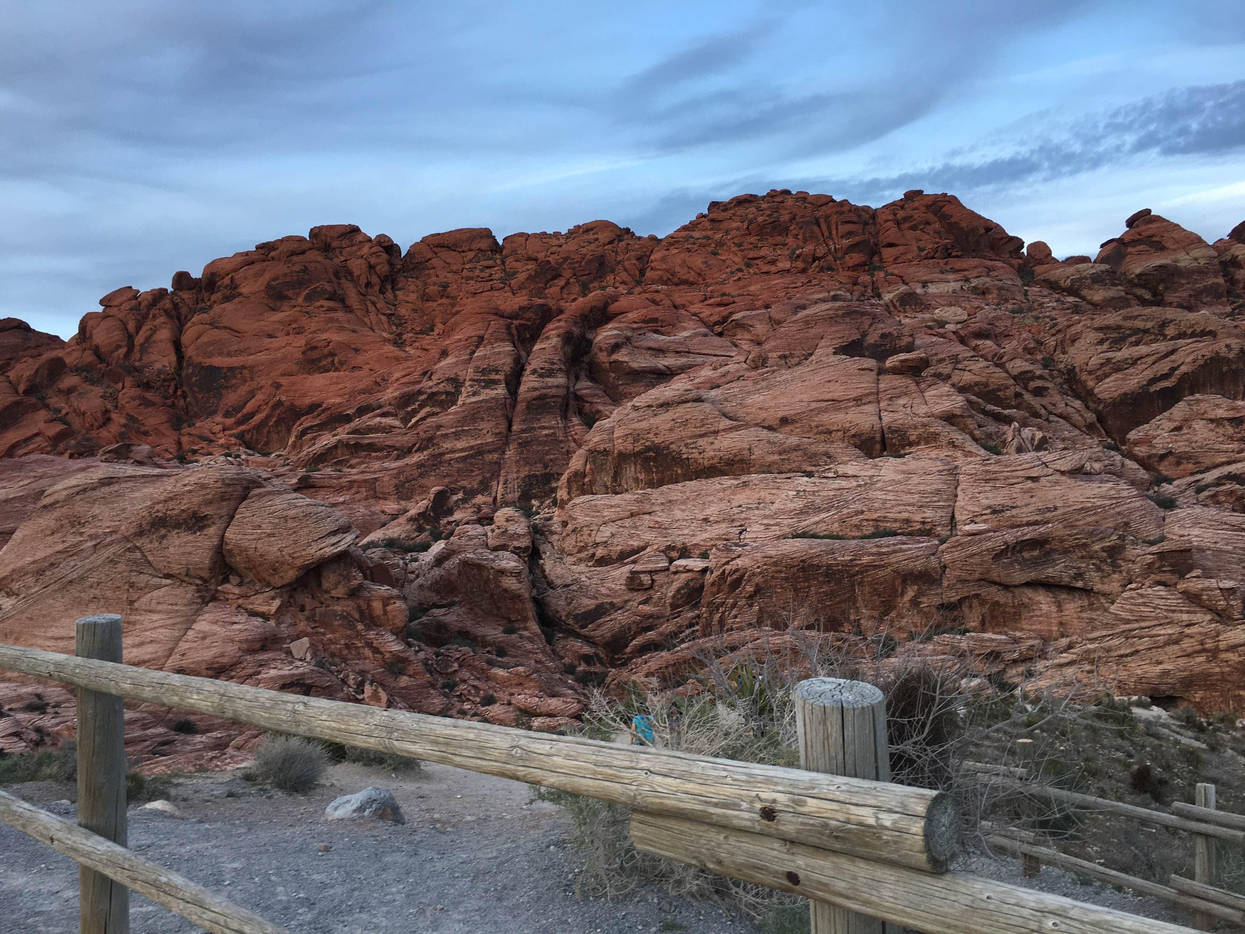 Arco en Red Rock Canyon National Conservation Area