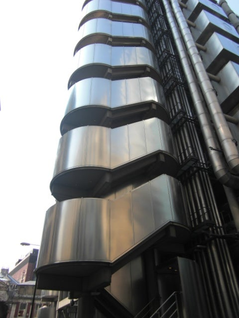 Torre en Lloyd's London Building