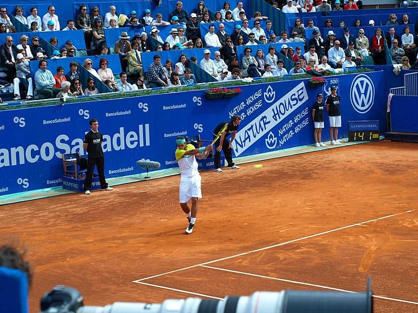 Estadio en Real Club de Tenis Barcelona