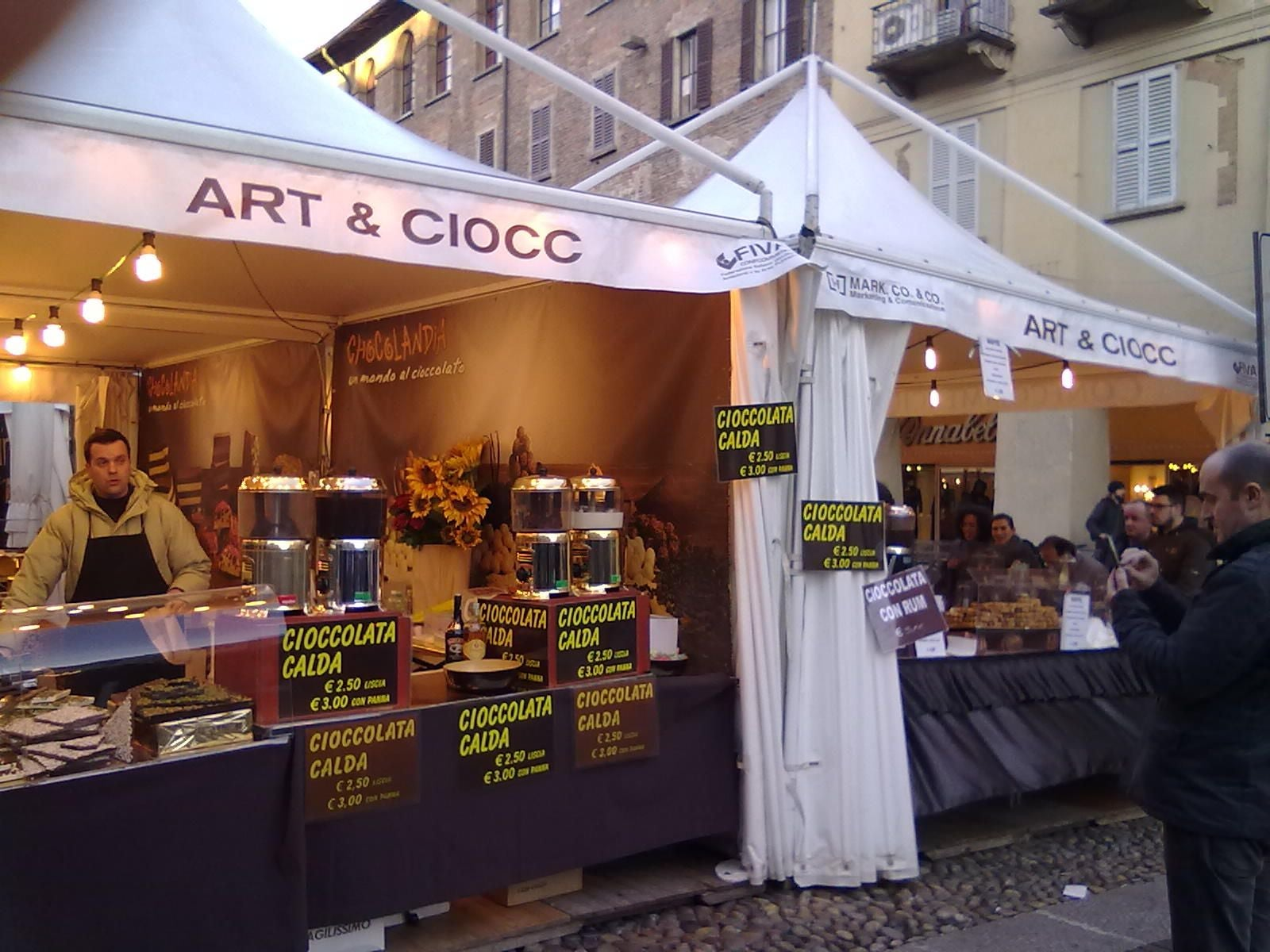 Fair in Art & Ciocc Pavia