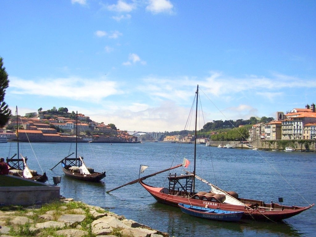 Water in Vila Nova de Gaia