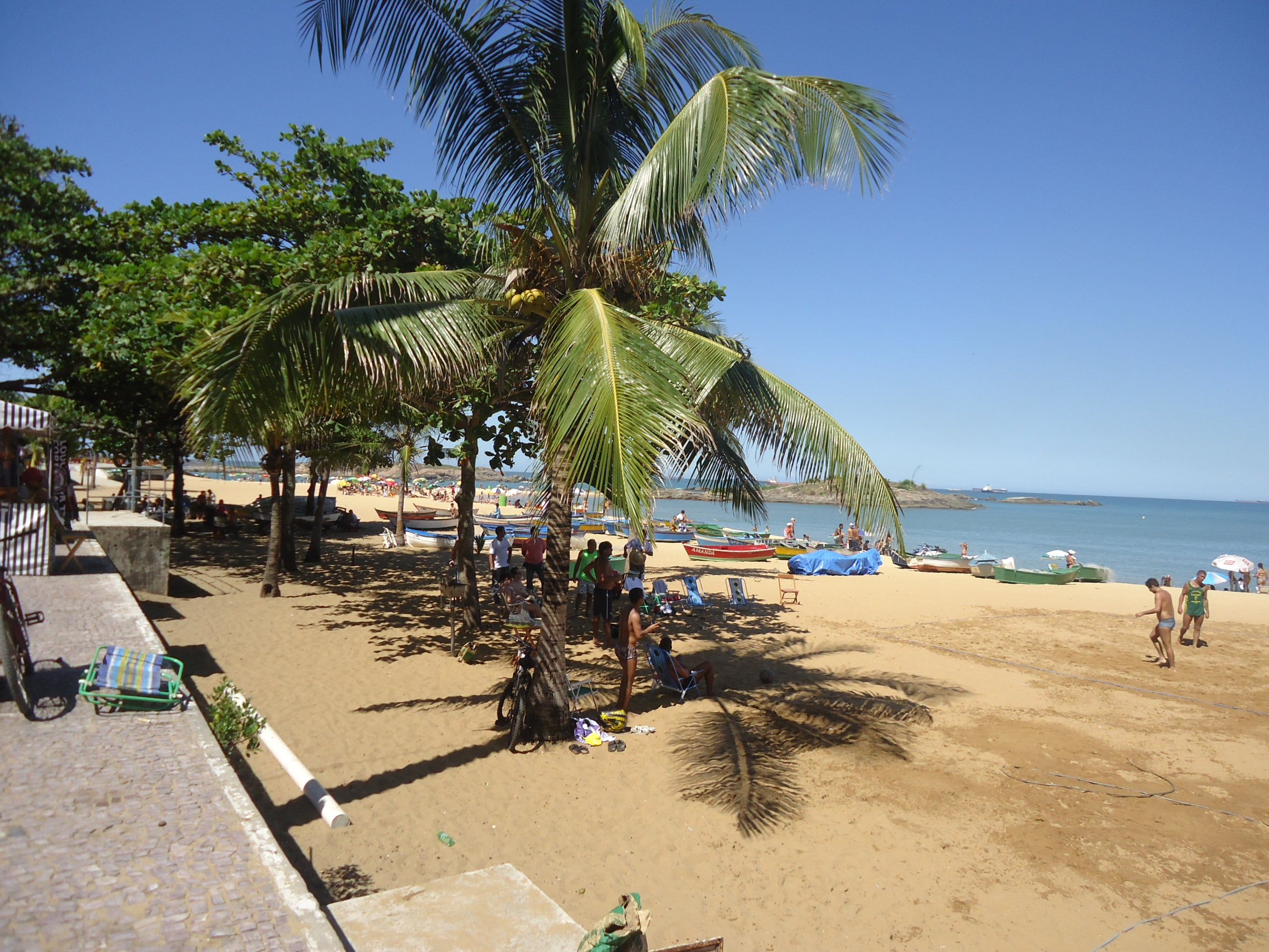 Mercadillo de Playa da Costa