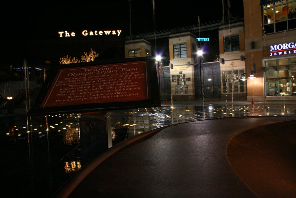 Restaurante en The Gateway Mall