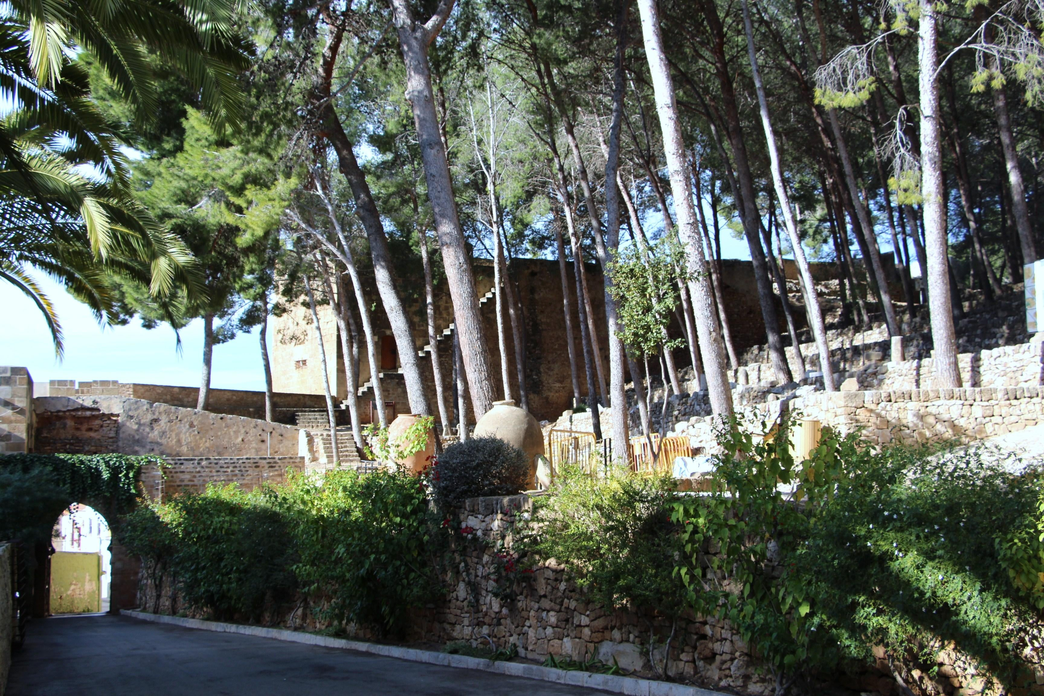 Zoo en Castillo de Denia