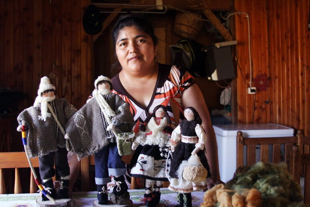 Mapuches Crafts