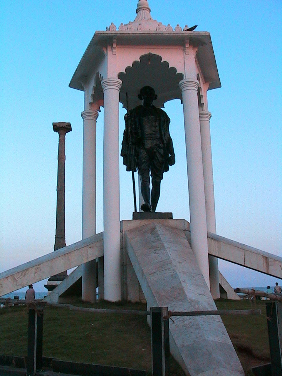 Campanario en Pondicherry