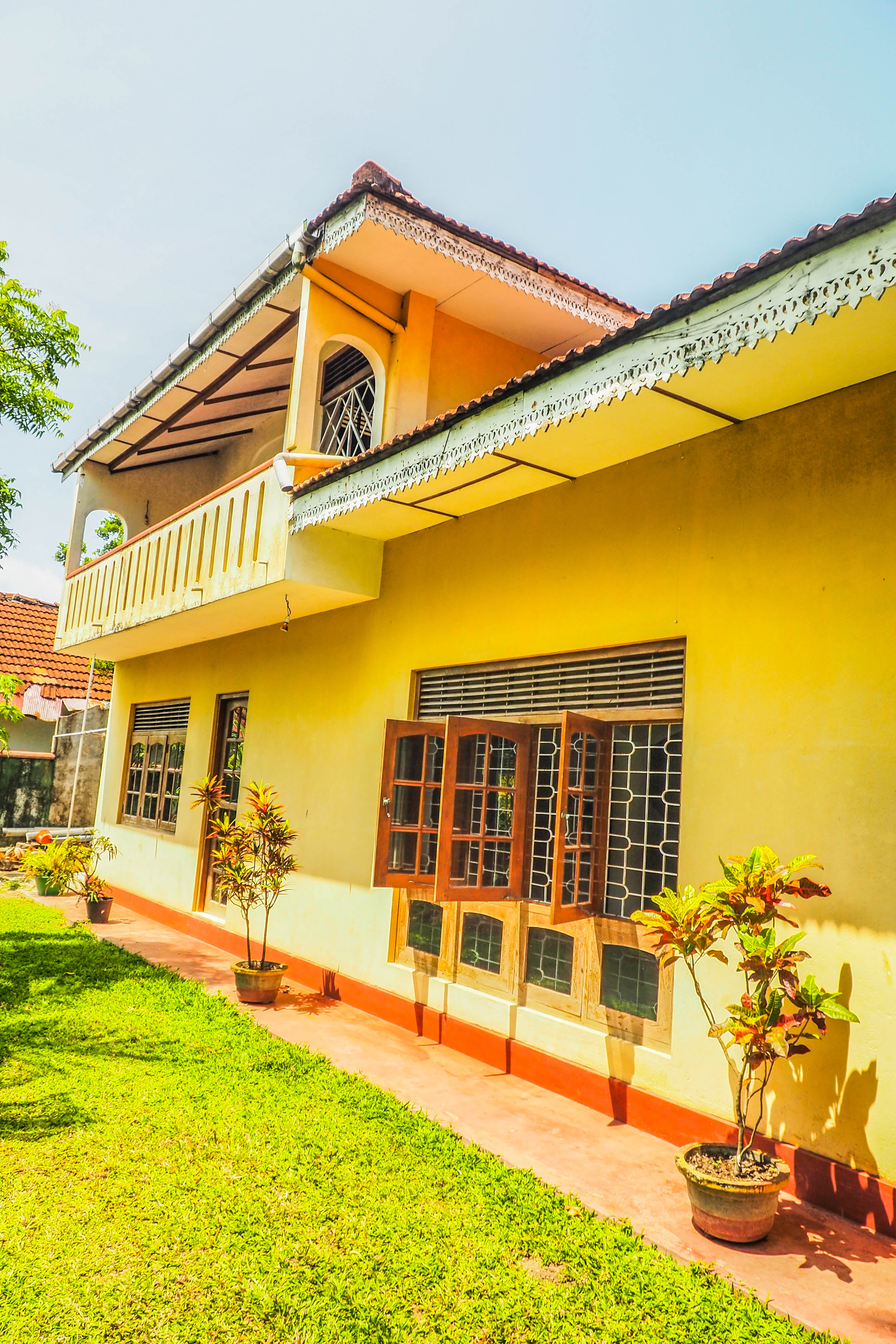 Building in Paradise Hostel Galle