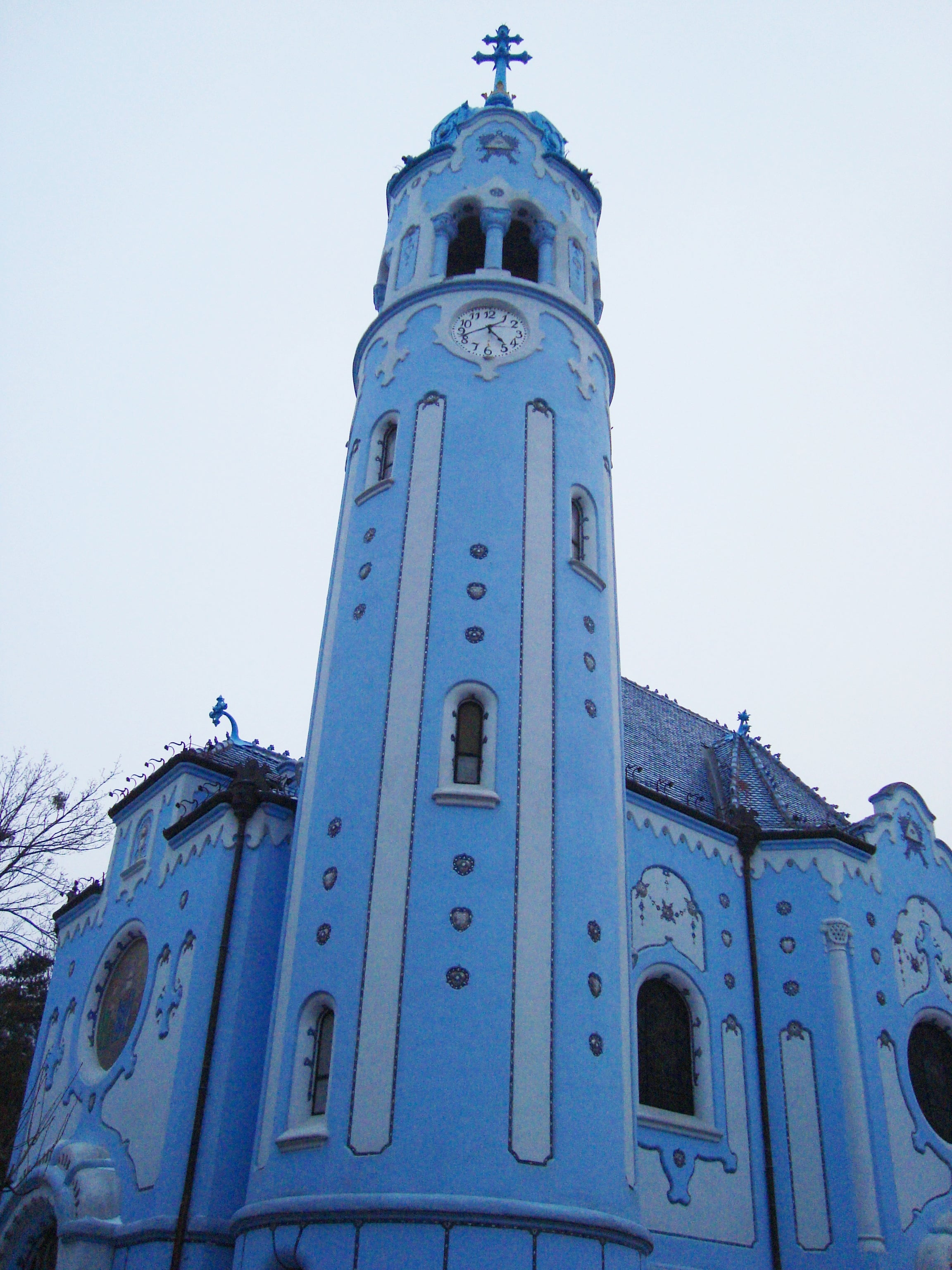 Church of St. Elisabeth (Blue Church)