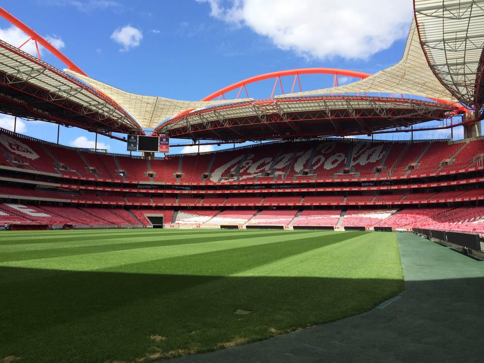Stadiums in Portugal