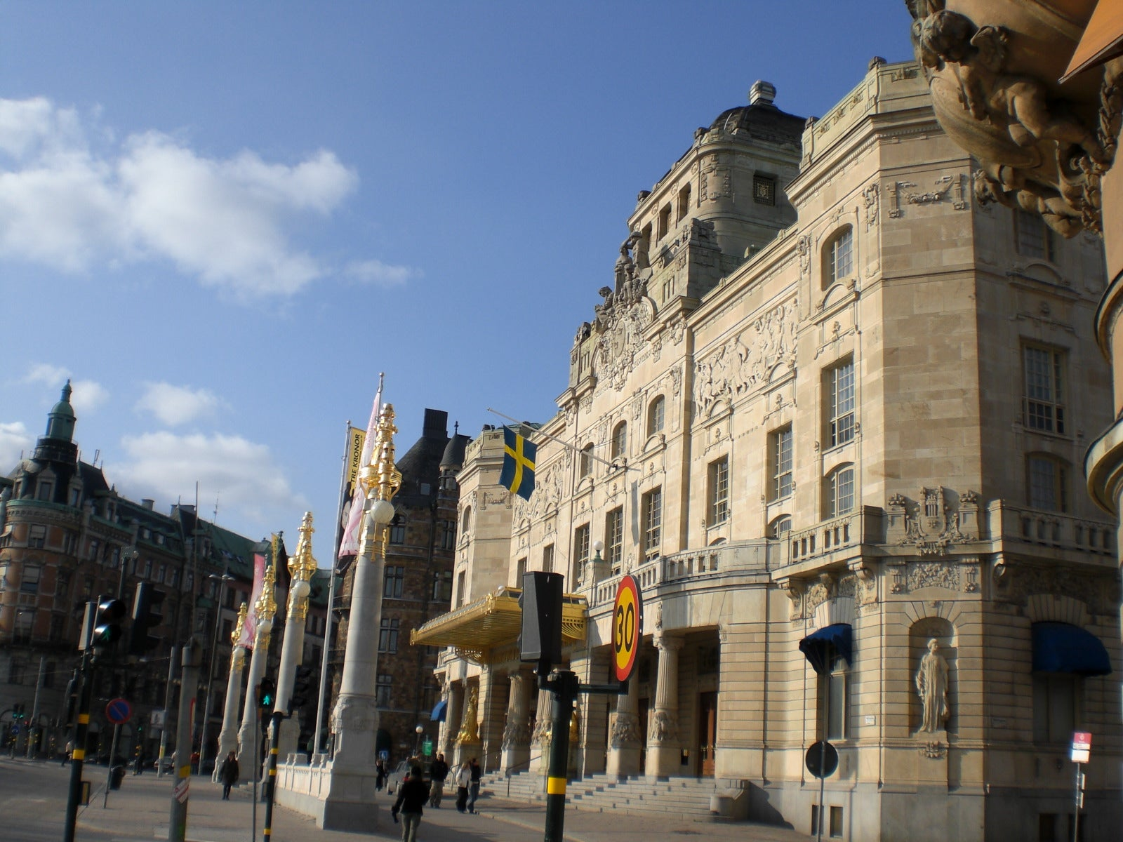 Real Theatre of Dramatic Art in Stockholm