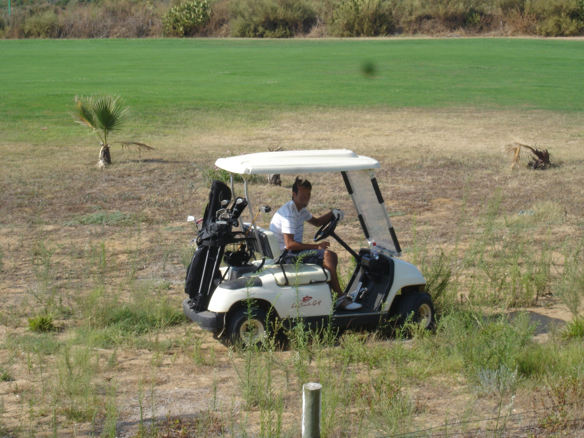 Campo en Club de Golf Isla Canela