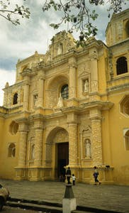 Church and Convent of Our Lady of la Merced