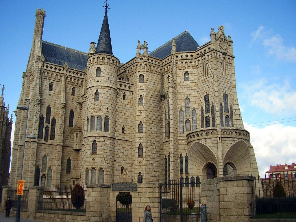 Edad Media en Palacio Episcopal de Astorga