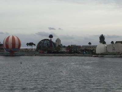 Downtown Disney Area