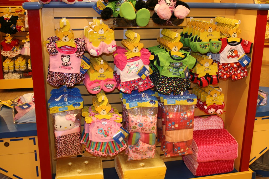 Amarillo en Build a Bear Workshop