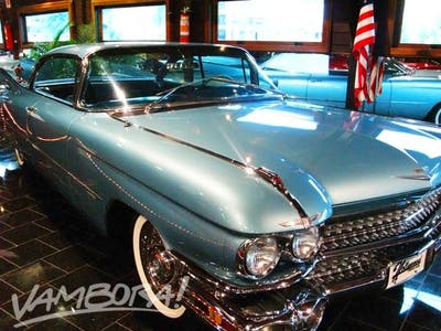 Museo Hollywood Dream Cars