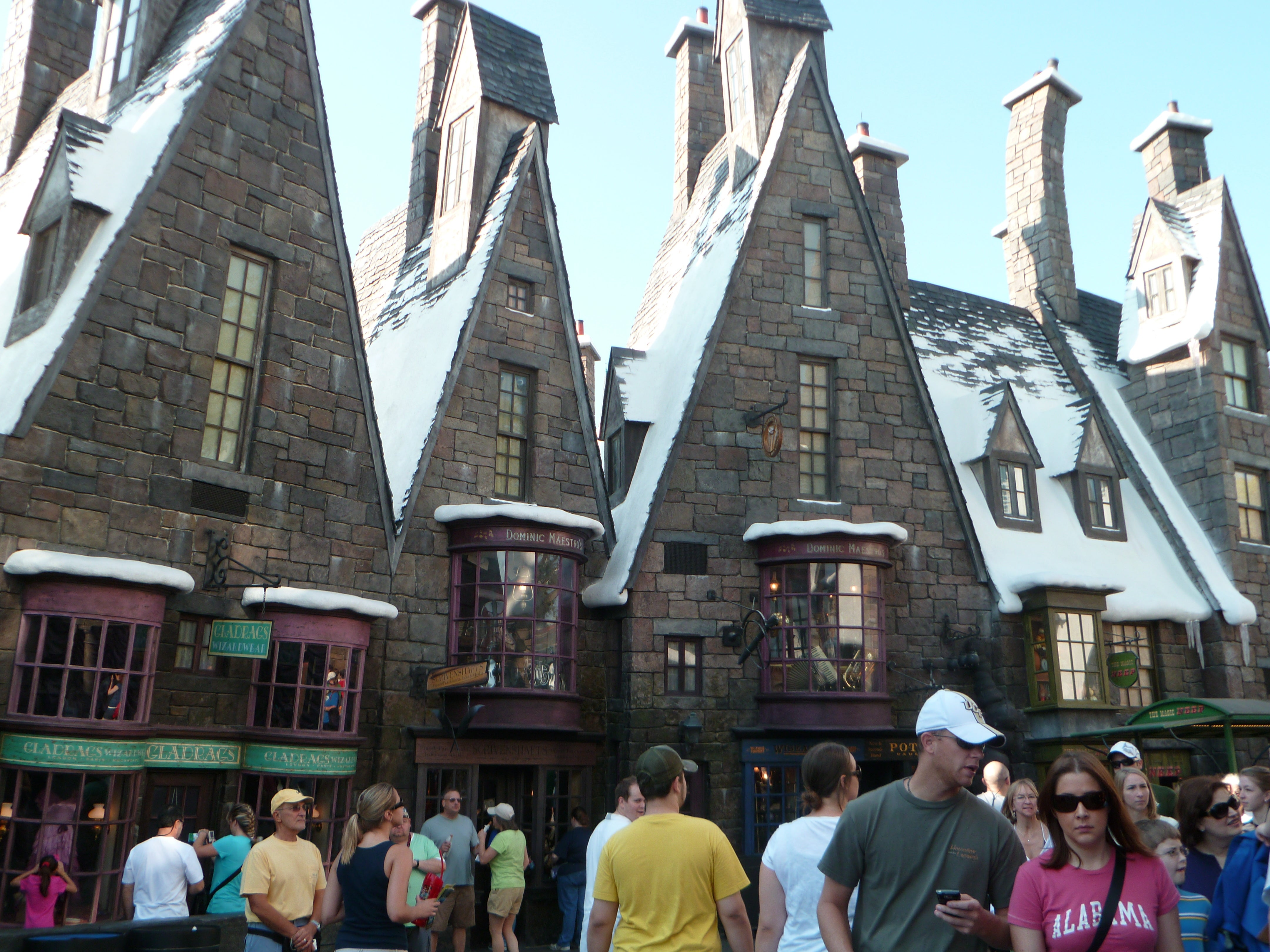 The Wizarding World of Harry Potter (Islands of Adventure)