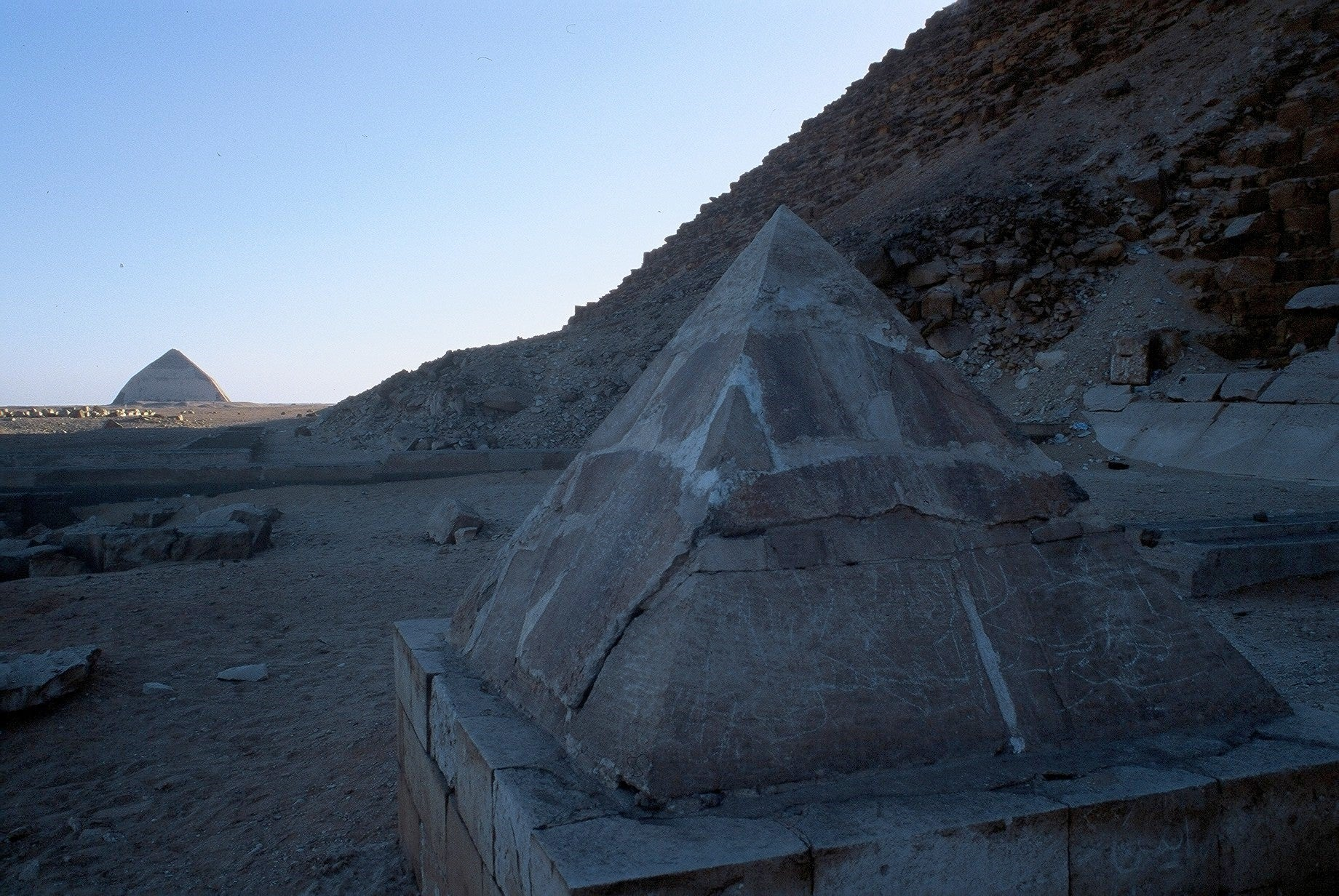 Red Pyramid of Dashur
