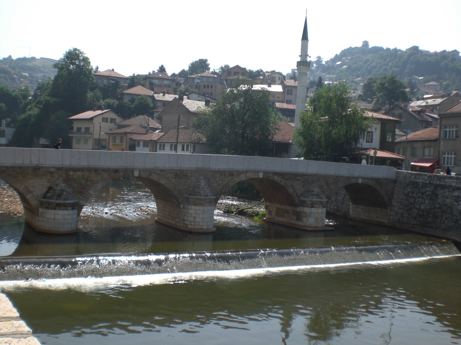 Šeher-Ćehaja Bridge