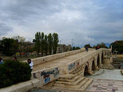 Skopje Stone Bridge