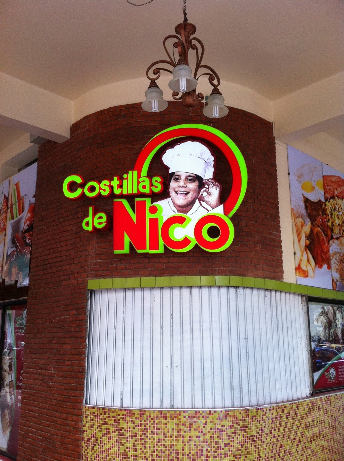 Costillas de Nico