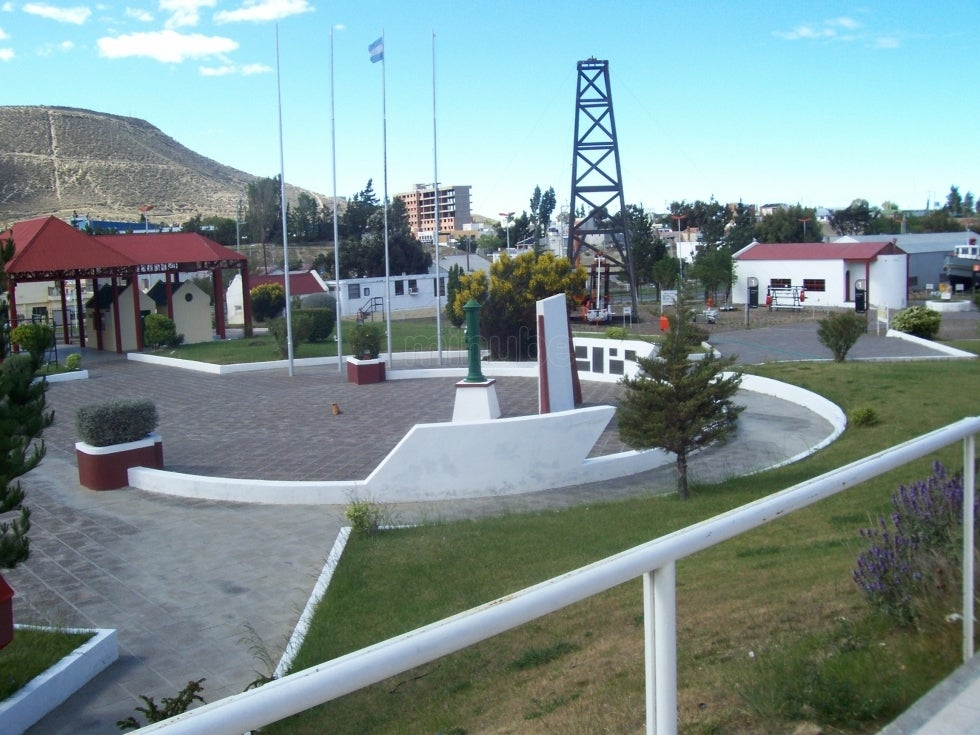 Area residencial en Chubut