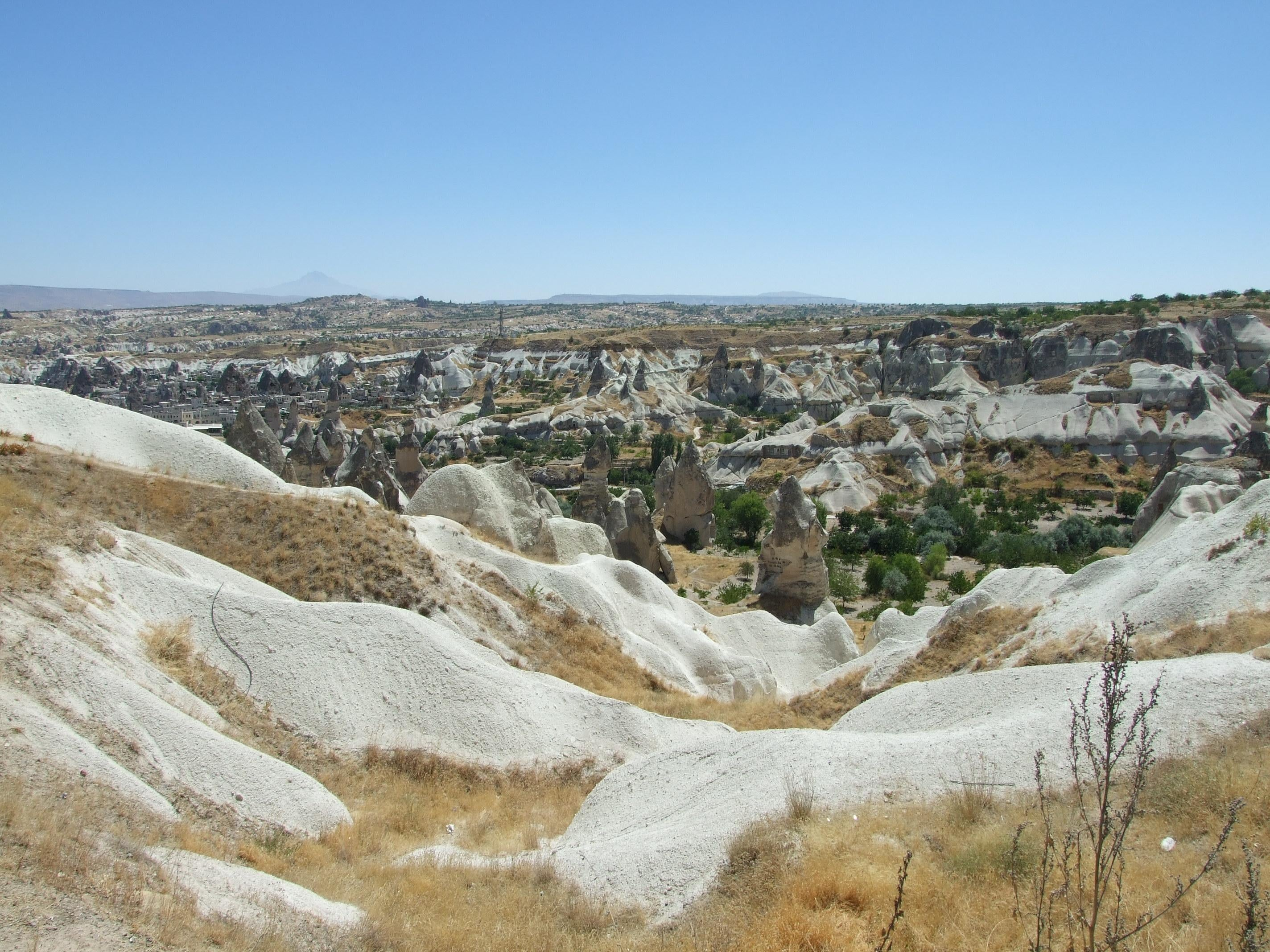 Naturaleza en Mirador de Göreme - Sunset Point