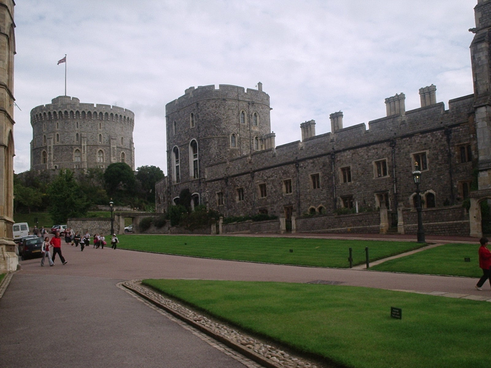 Ciudad en Castillo de Windsor