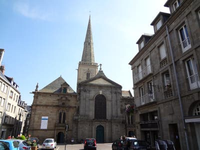 Saint-Malo Cathedral
