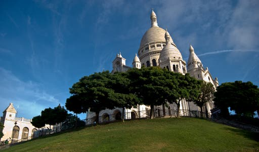 Basilica of the Sacré Coeur