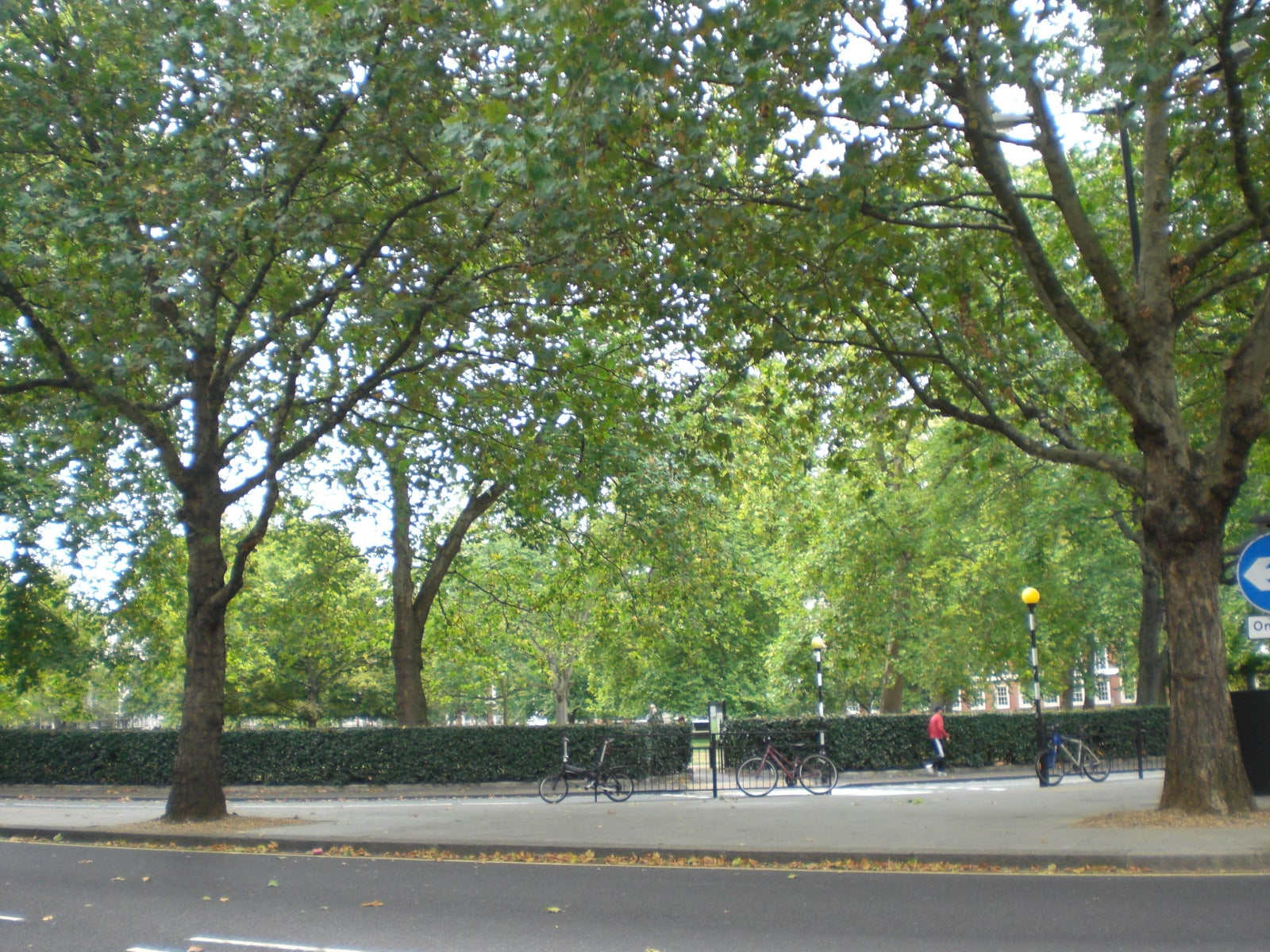 Via Grosvenor Square